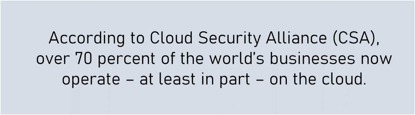 cloud computing security challenges uptake